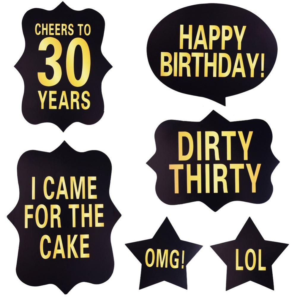 Verjaardag 30 Jaar Vrouw